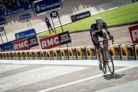 2014 Paris-Roubaix, Final Lap in Velodrome, Winner NikkiTERPSTRA(NED-OPQ)