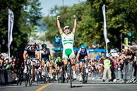 2014 Grands Prix Cyclistes de Québec et de Montréal, Quebec Race Race, 1st SimonGERRANS(AUS-OGE), 2nd TomDUMOULIN(NED-GIA), 3rd RamunasNAVARDAUSKAS(LTU-GRS)