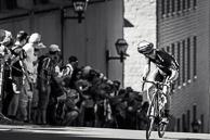 2015 Grands Prix Cyclistes de Québec et de Montréal Quebec Race KOM CesareBENEDETTI(ITA_BOA) secures points on Lap 12