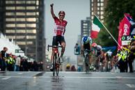 2015 Grands Prix Cyclistes de Québec et de Montréal Montreal Race, Finish 1stTimWELLENS(BEL-LTS) 2ndAdamYATES(GBR-OGE) 3rdRuiCOSTA(POR-LAM)