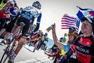2015 USA Pro Challenge Stage 03 Independence Pass KOMBest Colorado Rider Jersey AlexandrBRAICO(MDA-JBC)