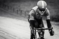 2015 Tour of Alberta Stage05 Breakaway Dirt Road LasseNormanHANSEN(DEN-TCG)