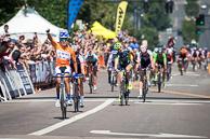 2015 USA Pro Challenge  Women Stage 03 Finish 1st CorynRIVERA(USA-UHC)
