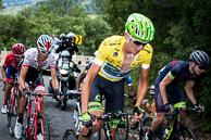 2015 Tour of Utah Stage 7 JoeDOMBROWSKI(USA-TCG) Lead Group Final Climb