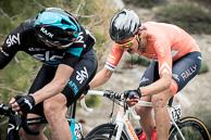 2016 Amgen Tour of California Stage05, Breakaway, XabierZANDIO(ESP-SKY), AdamDEVOS(CAN-RLY), respond to TomsSKUJINS(LAT-CPT) attack