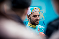 2016_Driedaagse De Panne-Koksijde_Stage2, Start_LaurensDEVREESE(BEL-AST), Interview