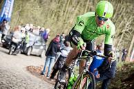 2016_Driedaagse De Panne-Koksijde_Stage2, RyanMULLEN(IRL-CPT), Peloton, on the Kemmelberg