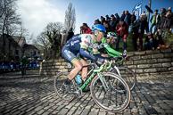 2016_Driedaagse De Panne-Koksijde_Stage1, SveinTUFT(CAN-OGE), first ascent of De Muur
