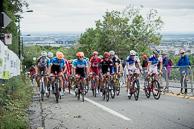 2016 Grands Prix Cyclistes de Québec et de Montréal, Montreal Race, Peloton on Voie Camillien-Houde climb