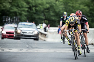 2016 Grands Prix Cyclistes de Québec et de Montréal, Montreal Race, Breakaway, FabienGRELLIER(FRA-DDD)
