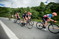 2016 Grands Prix Cyclistes de Québec et de Montréal, Montreal Race, Breakaway, descent off KOM