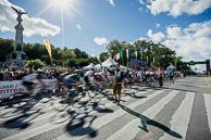 2016 Grands Prix Cyclistes de Québec et de Montréal, Montreal Race, Feedzone, Sir George Etienne Cartier Monument