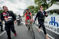 2016 Grands Prix Cyclistes de Québec et de Montréal, Montreal Race,Post Finish, GregVANAVERMAET(BEL-BMC), race winner, on way to podium.