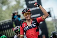 2016 Grands Prix Cyclistes de Québec et de Montréal, Montreal Race, Finish, Celbration by Olympic Champion 1st GregVANAVERMAET(BEL-BMC), over World Champion 2nd PeterSAGAN(SVK-TNK)