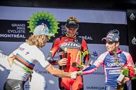 2016 Grands Prix Cyclistes de Québec et de Montréal, Montreal Race Race, Podium, 1st GregVANAVERMAET(BEL-BMC), 2nd PeterSAGAN(SVK-TNK), 3rd DiegoULISSI(ITA-LAM)
