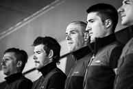 2016  Paris-Roubaix Team Presentations, IanSTANNARD(GBR-SKY), 3rd Place