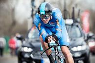 2016_Driedaagse De Panne-Koksijde_Stage3b_ITT, DannyVANPOPPEL(NED-SKY), Winner of Overall Rushes Jersey