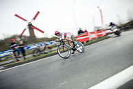 2016_Driedaagse De Panne-Koksijde_Stage3b_ITT_AlexanderKRISTOFF(NOR-KAT), in Leader's Jersey, finished Second Overall in GC